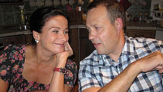 Salkkareiden pariskunta: Tosielämässä kaoottista menoa! - Viihde - MTV.fi