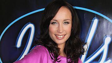 Idols-juontaja Niina Herala.