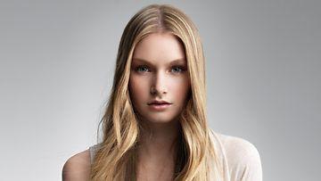 Marcus Grönholmin Johanna-tytär tekee myös mallintöitä.