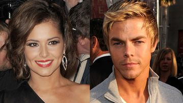 Cheryl Cole, Derek Hough (Kuvat: Getty ja WireImage/All Over Press)