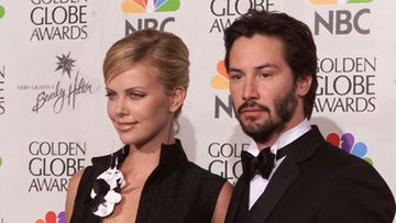 Charlize Theron ja Keanu Reeves (Kuva: Getty/All Over Press)