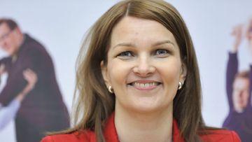 Mari Kiviniemi (Kuva: Lehtikuva)