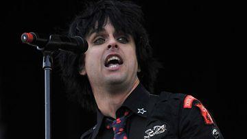 Green Day villitsi Helsingissä. (Kuva: Lehtikuva)
