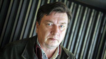 Ohjaaja Aki Kaurismäki. (Kuva: Jussi Nukari/Lehtikuva)