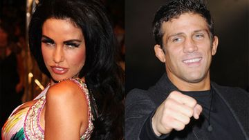 Katie Price, Alex Reid (Kuva: Getty Images/All Over Press)