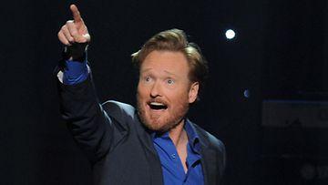 Conan O'Brien (Kuva: Getty Images/All Over Press)