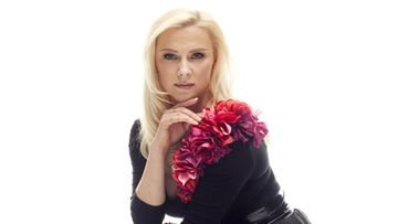 Helena Ahti-Hallberg on yksi Tanssii Tähtien Kanssa -kisan tuomareista. Kuva: MTV Oy.