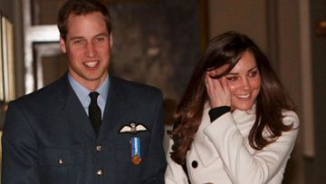 Kruununprinssi William ja Kate Middleton (Kuva: EPA)