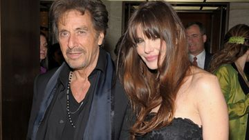 Al Pacino, Lucila Sola (Kuva: Getty/All Over Press)
