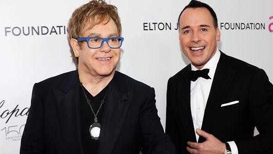 Elton John ja David Furnish