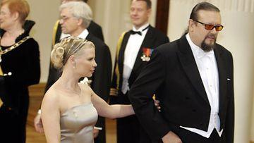 Pauliina ja Markus Selin (Lehtikuva)