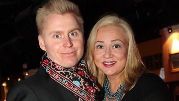 Susanna Indrén ja Tomi Kanto (Kuva: Mtv Oy)