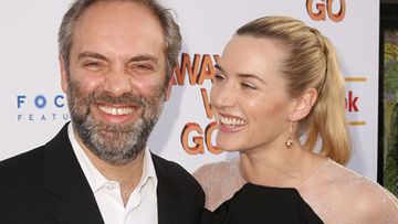 Kate Winslet ja Sam Mendes (Kuva: Getty Images)