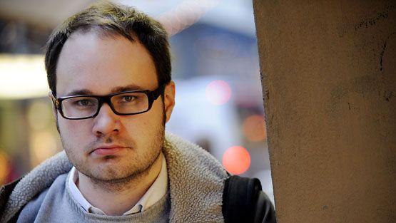 Toimittaja Tuomas Enbuske (Kuva: Lehtikuva)