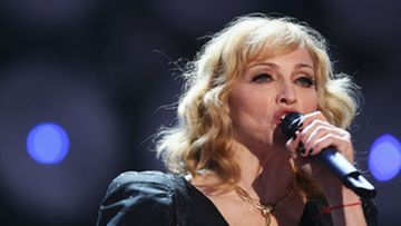 Madonna Live Earth -konsertissa Lontoossa. (Kuva: MJ Kim/Getty Images)