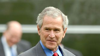 George W. Bush. (Kuva: Pool/Getty Images)