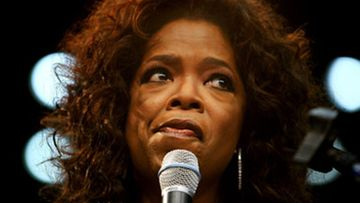 Talk show -emäntä Oprah Winfrey. (Kuva: David McNev/Getty Images News)