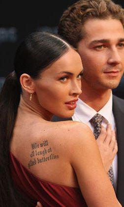 Megan Fox (kuva: Getty Images/All Over Press)