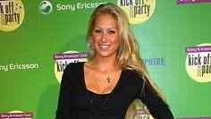 Ex-tennispelaaja Anna Kournikova. (Kuva: Gustavo Caballero/Getty Images Sport)