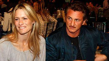 Robin Wright Penn ja Sean Penn. (Kuva: Kevin Winter/Getty Images Entertainment)