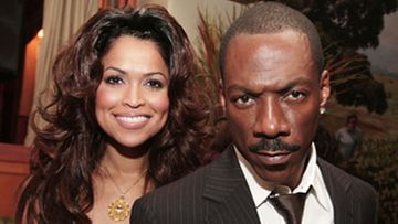 Tracey Edwards & Eddie Murphy. (Kuva: Kevin Winter/Getty Images Entertainment)