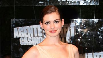 Näyttelijä Anne Hathaway. (Kuva: Franco Origlia/Getty Images Entertainment)