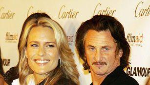 Näyttelijä-ohjaajapariskunta Robin Wright-Penn ja Sean Penn. (Kuva: Kevin Winter/Getty Images Entertainment)