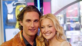 Matthew McConaughey ja Kate Hudson (Kuva: Scott Gries/Getty Images)