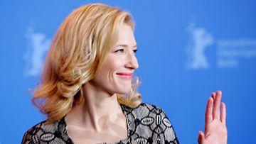 Cate Blanchett ei pyllyään näytä (Kuva: )