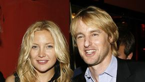 Näyttelijät Kate Hudson ja Owen Wilson (Kuva: Vince Bucci/Getty Images Entertainment)
