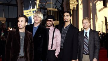 Backstreet Boys takoi rahaa Pearmanin taskuihin (Kuva:  Vince Bucci/Getty Images)