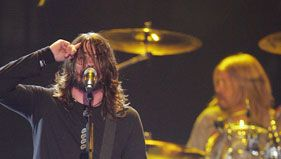 Foo Fighters (Kuva: Ethan Miller/Getty Images Entertainment)