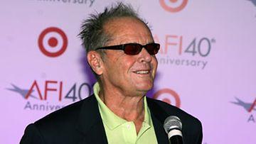 Näyttelijä Jack Nicholson. (Kuva: Alberto E. Rodriguez/Getty Images)