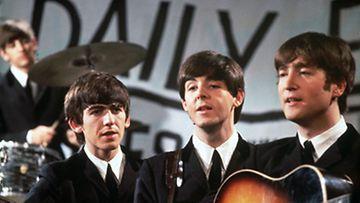The Beatles wanhaan hyvään aikaan. Kuva: Getty Images