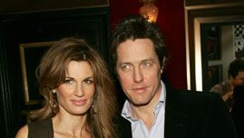 Hugh Grant ja Jemina Khan (Kuva: Evan Agostini/Getty Images)