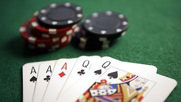 Pokeri (Kuva: Lehtikuva)