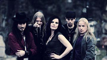 Nightwishin uusi kokoonpano. Promokuva.