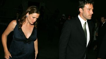Jennifer Garner ja Ben Affleck (Kuva: Kevin Winter/GETTY)