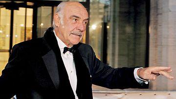 Sean Connery (Getty)