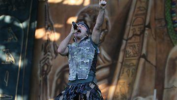 Iron Maiden Helsingissä 2008 (Kuva: Tomi Natri)