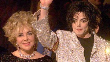 Elizabeth Taylor ja Michael Jackson (Kuva: Getty Images)