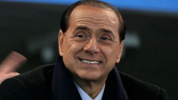 Silvio Berlusconi (Kuva: Pascal Le Segretain/Getty Images)
