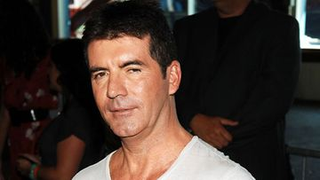 """Botox-naama"" Simon Cowell. (Kuva: Gustavo Caballero/Getty Images Entertainment)"