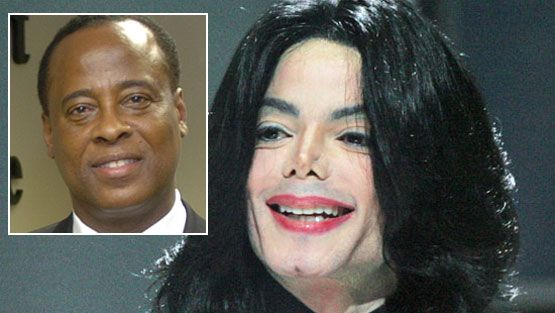 Michael Jackson ja Conrad Murray (Kuva: Getty Images / EPA)