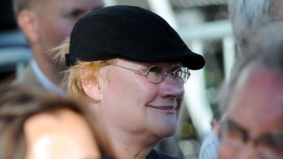 Presidentti Tarja Halonen Pori Jazzeilla 2008 (Kuva  Lehtikuva). Presidentti  Tarja Halonen Pori Jazzeilla 2008 (Kuva  Lehtikuva) Lehtikuva b5b5001468