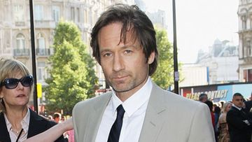 David Duchovny (Kuva: Dan Kitwood/Getty Images)