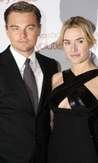 Kate Winslet ja Leonardio Di Caprio (Kuva: Dave Hogan/Getty Images)