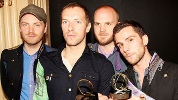 Coldplay (Kuva: Dave Hogan/Getty Images)