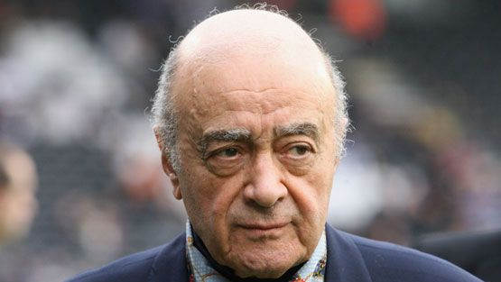 Mohamed al-Fayed (kuva: Matt Cardy/Getty Images)