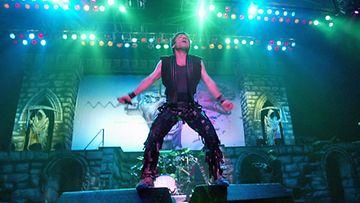 Iron Maiden -faneja (Lehtikuva)